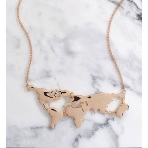 'There's a Map for that' Modcloth necklace!